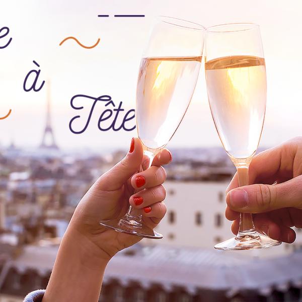 Boire un verre en amoureux à Paris