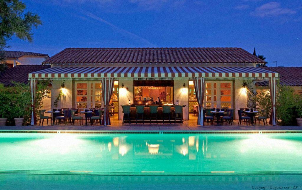 Colony Palm Hôtel Palm Spring