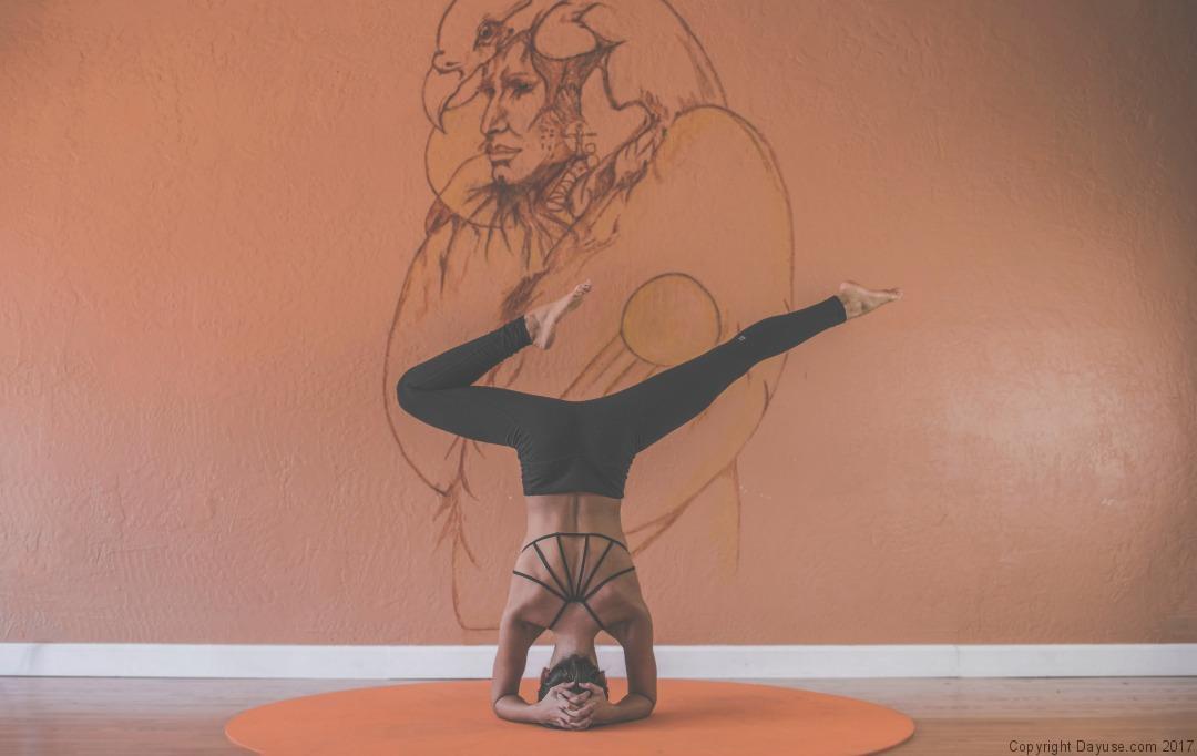 Cours de yoga à l'hôtel