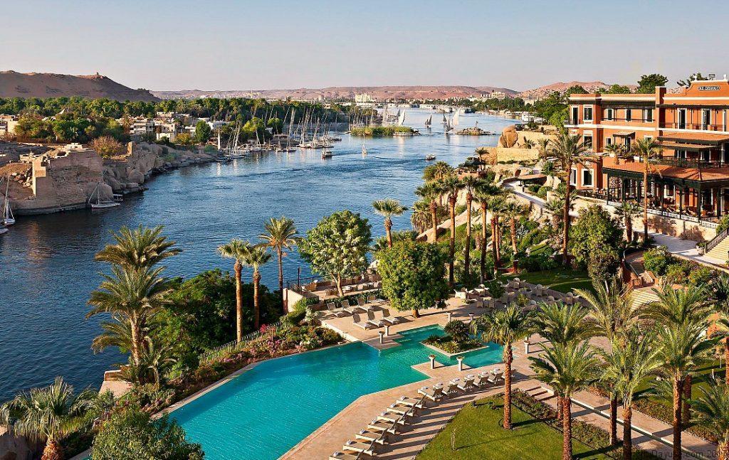 Hôtel Old Cataract à Aswan