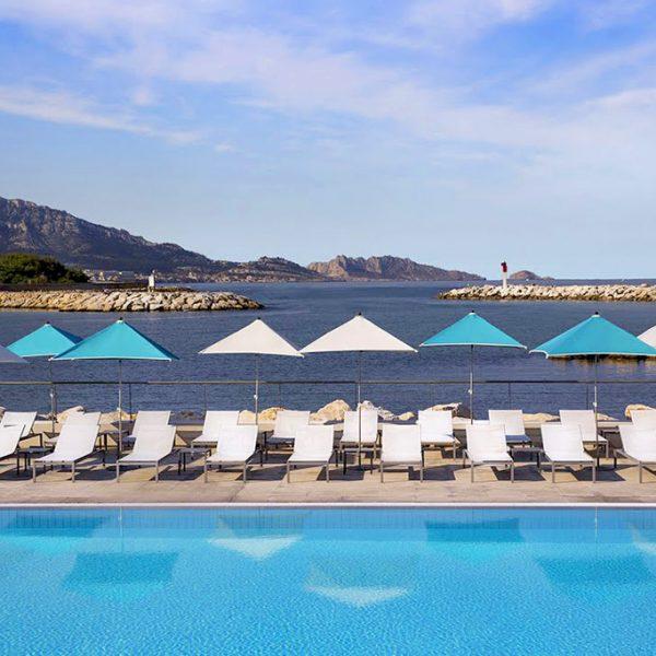 Les piscines d'hôtels