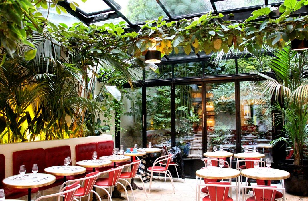 5 restaurants branch s incontournables paris dayuse - Restaurant terrasse ou jardin paris limoges ...