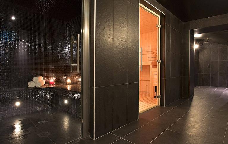 Le spa de l'hôtel Mademoiselle