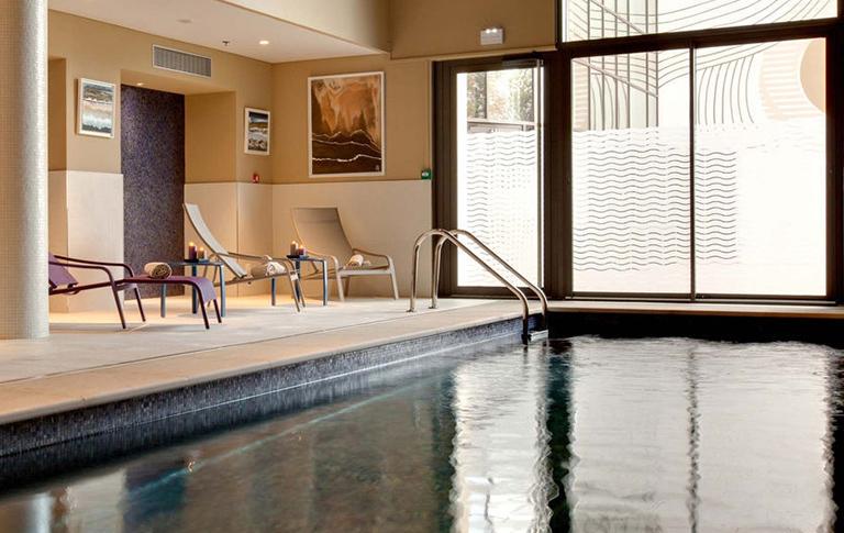 Le spa de l'hôtel Renaissance