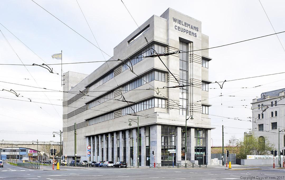 Wiels centre d'art contemporain à Bruxelles