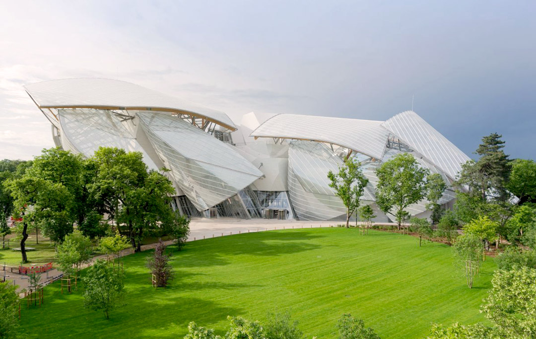 La Fondation Louis Vuitton, les bonnes adresses de la Fashion Week