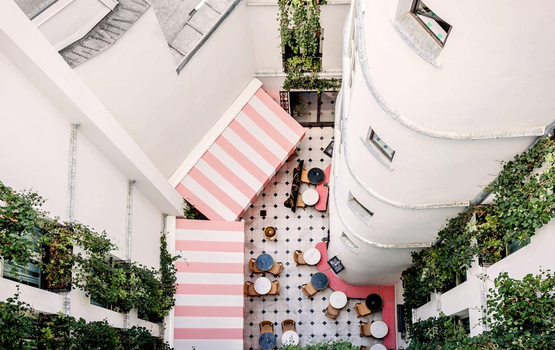 L'hôtel Grand Amour, les bonnes adresses de la Fashion Week