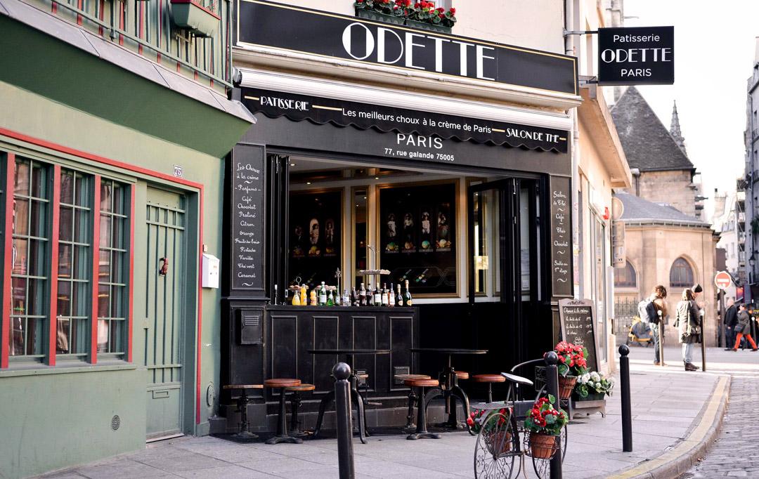 Odette Paris, les bonnes adresses de la Fashion Week