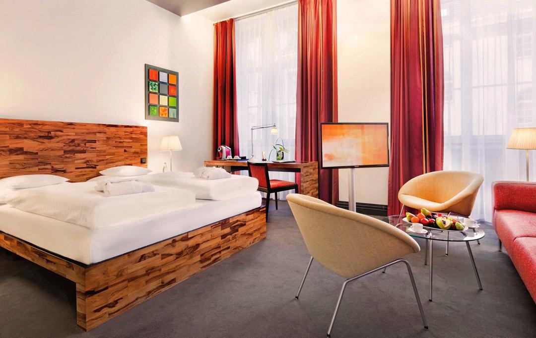 Mövenpick Hotel Berlin, 24h chrono à Berlin