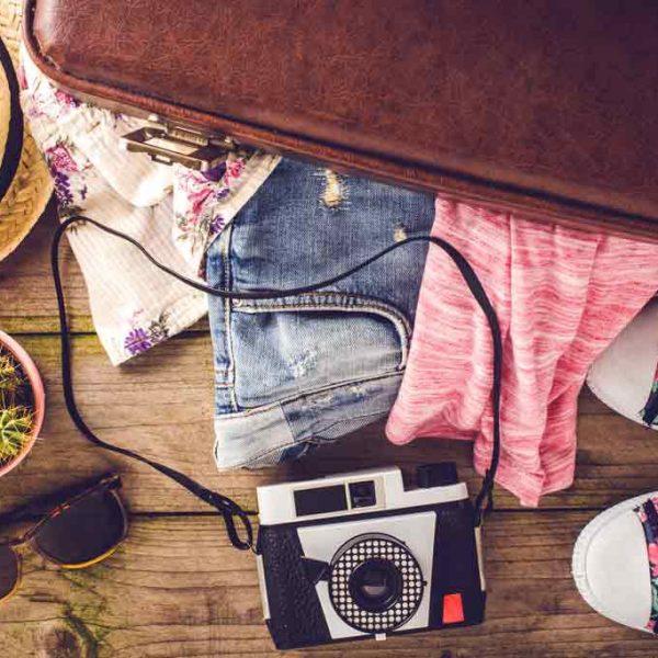Faire sa valise sans stress