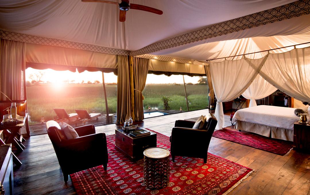 Hotel Duba Plains Camp