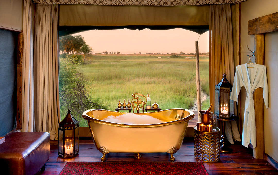 Hotel Duba Plains Camp