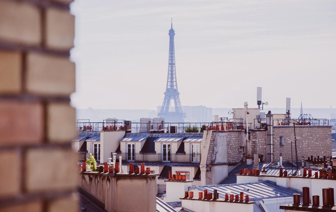 Manuel de survie d'un été à Paris