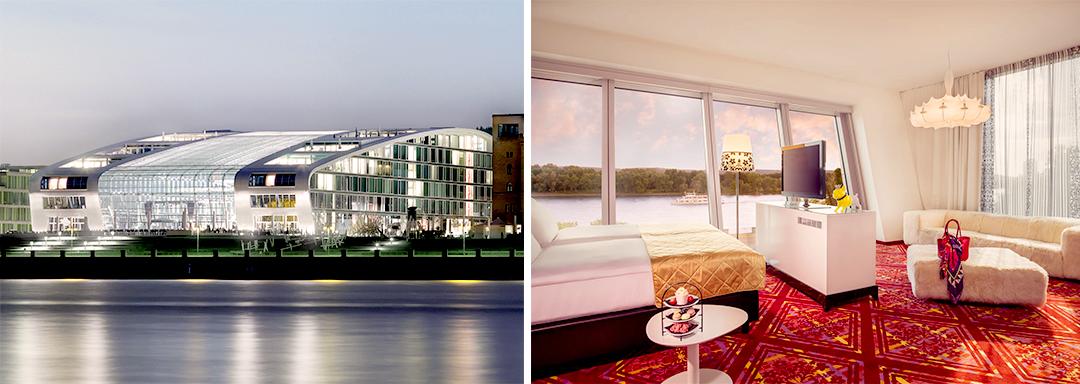Les 30 plus beaux hôtels du monde