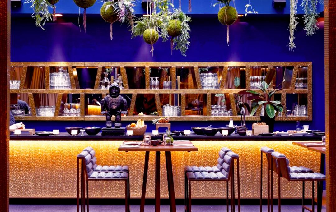 Les bars d'hôtels à Paris