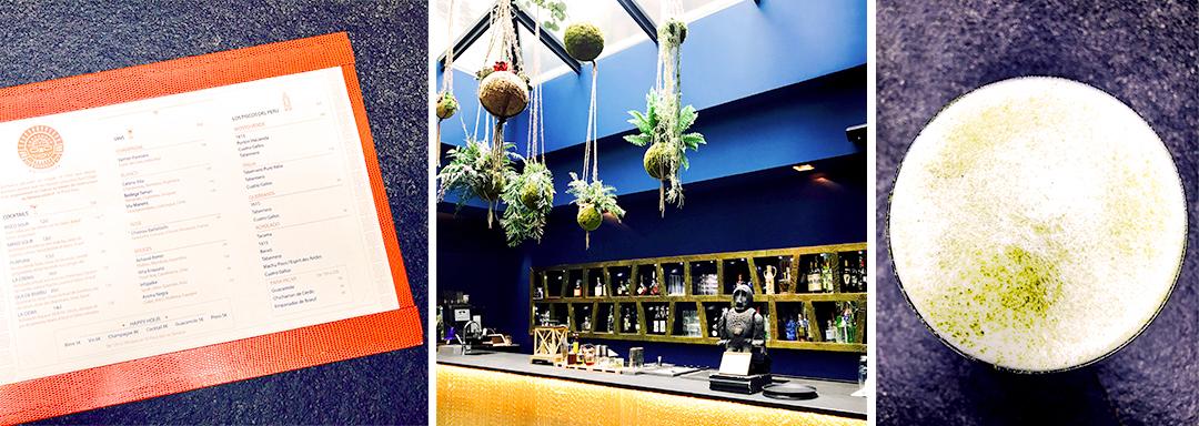 Nikkei Sour revisité par Alexandre Terwagne - Hôtel 1K, Paris