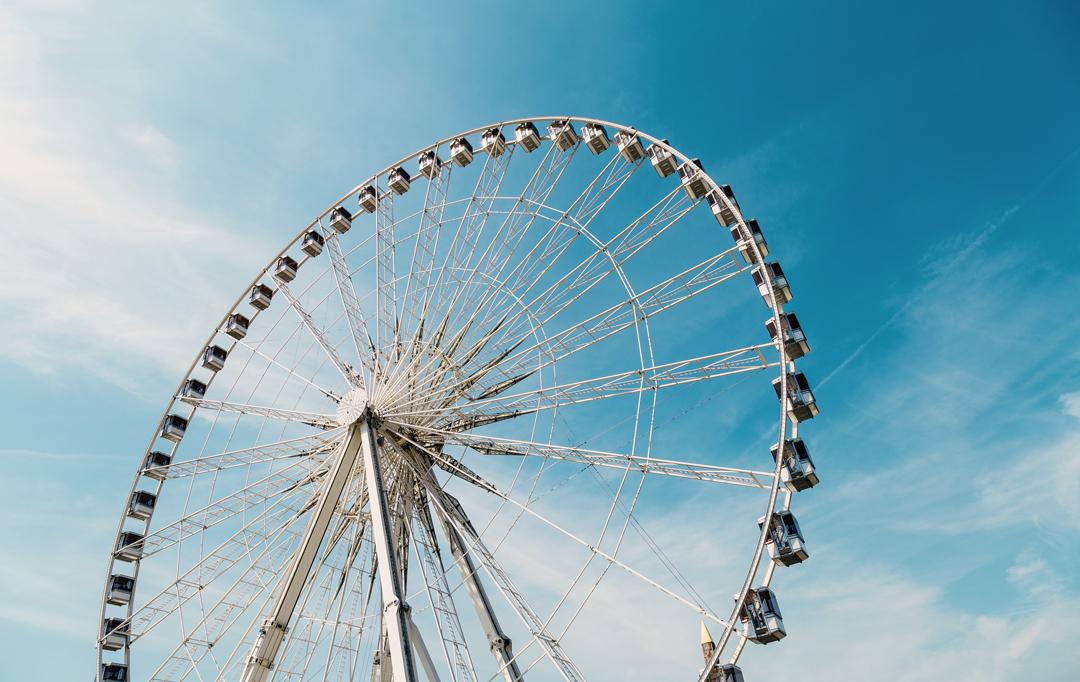 5 spots pour se croire en vacances à Paris