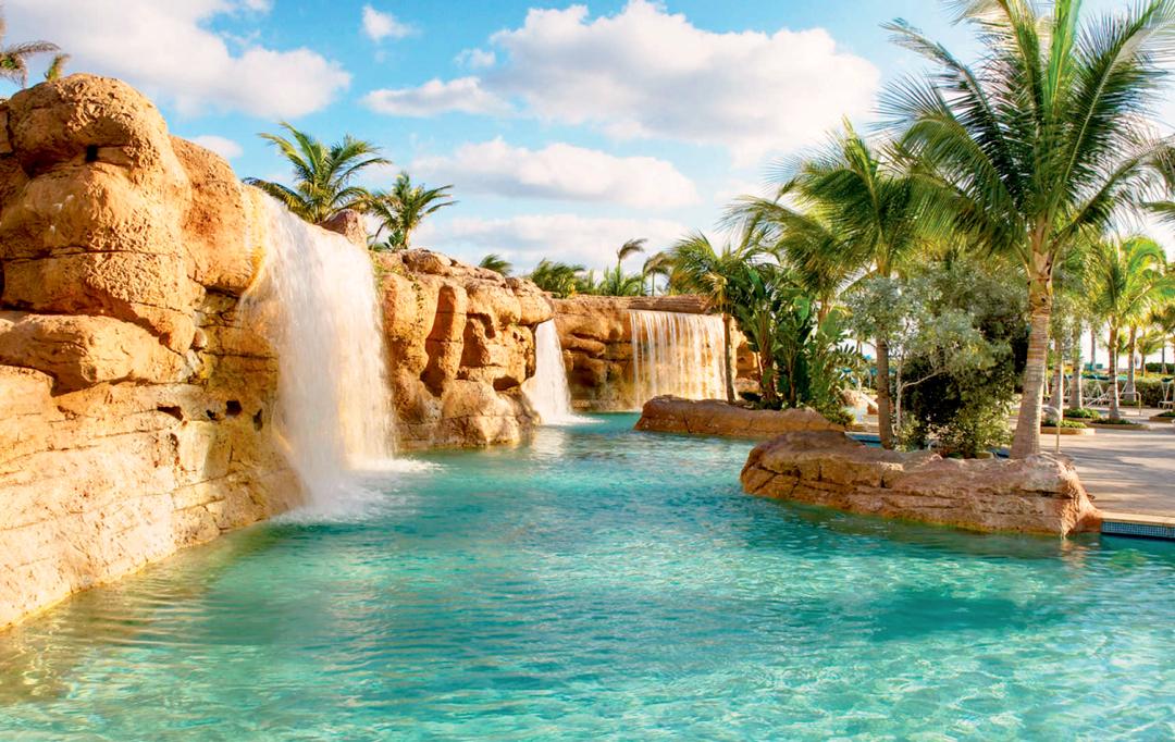 Ces piscines d'hôtels qui donnent l'eau à la bouche