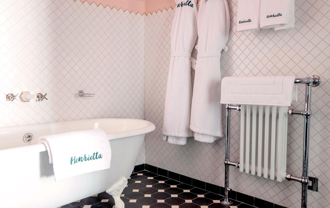 Top 10 des plus belles salles de bains d'hôtels