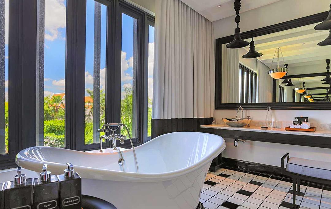 design notre top 10 des plus belles salles de bains d 39 h tels dayuse experience. Black Bedroom Furniture Sets. Home Design Ideas