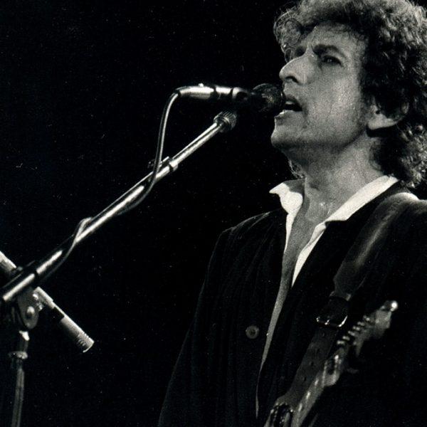 Bob Dylan à l'hôtel