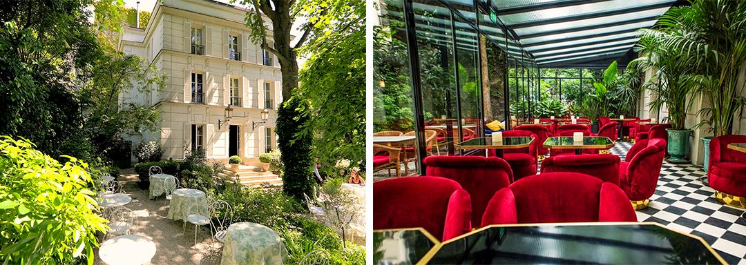 Hôtel à Paris : les adresses préférées des Parisiens