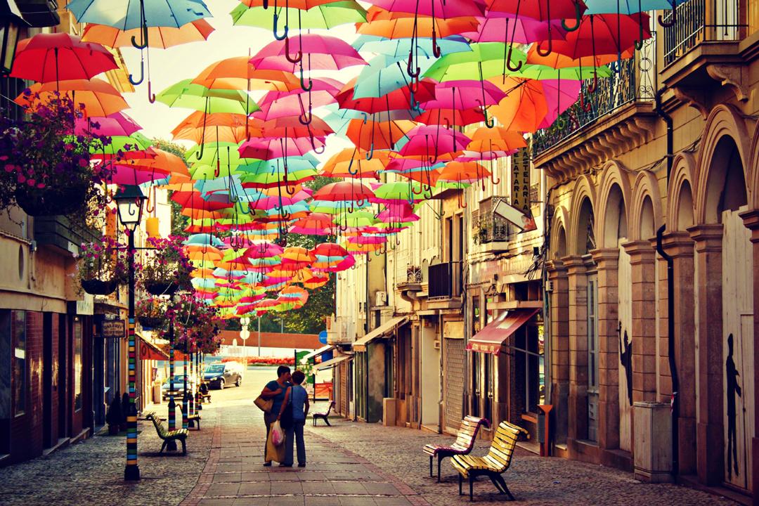 les plus belles rues au monde en photos