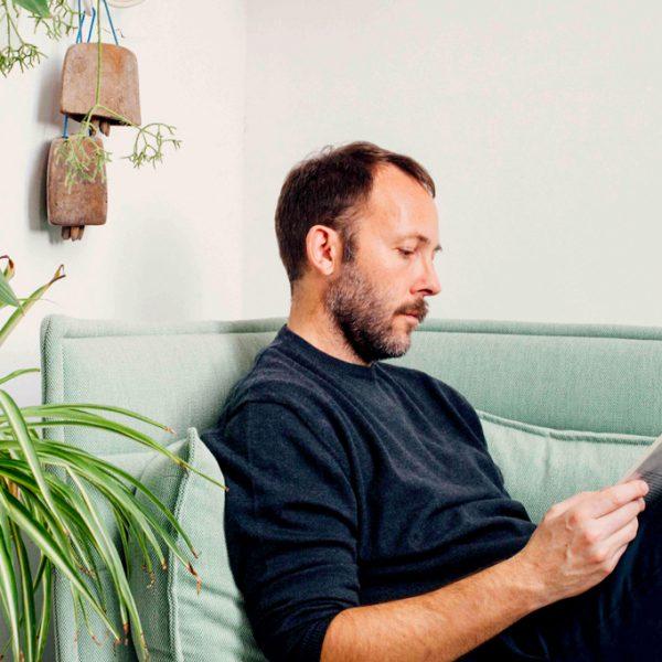 Andrew Trotter, designer du Masseria Moroseta