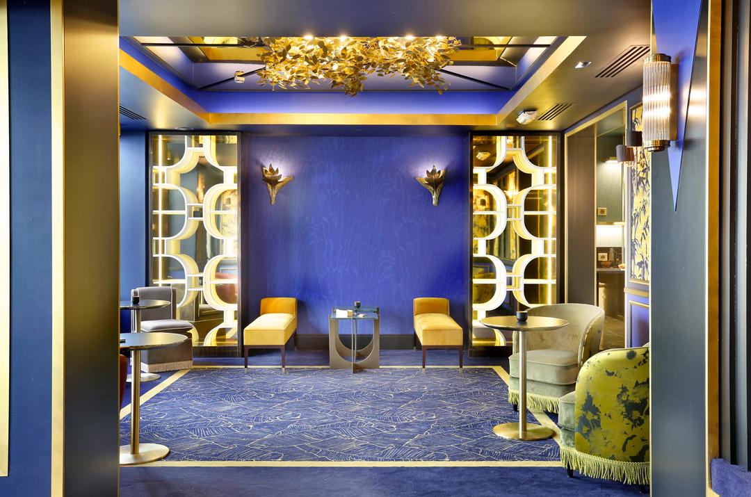 Maison Nabis à Paris