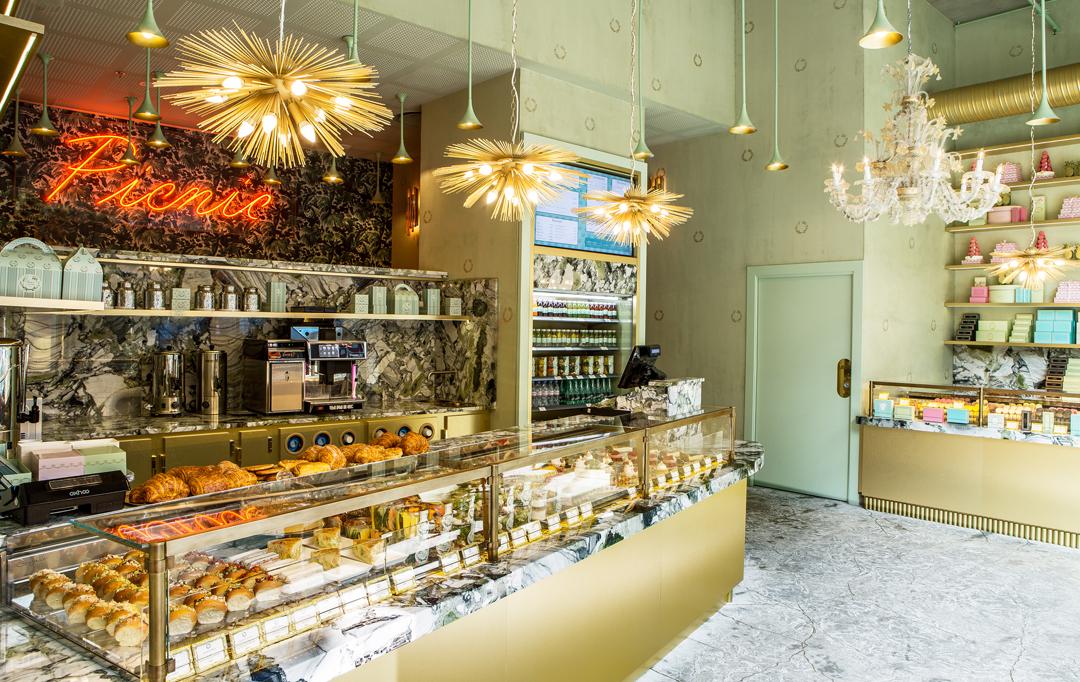 Picnic, le nouveau restaurant de Ladurée