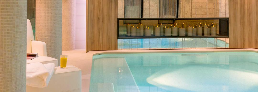 Nager à l'hôtel Maison Albar Hôtel Paris Céline