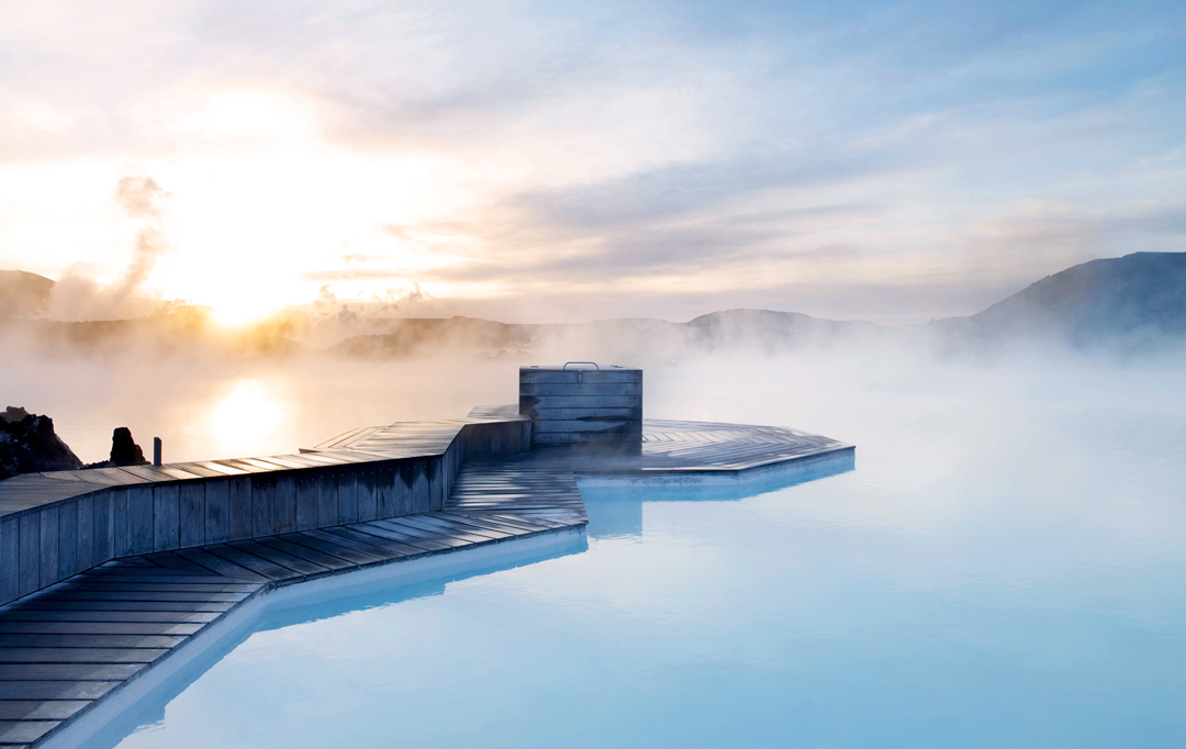 Blue Lagoon, un spa en Europe