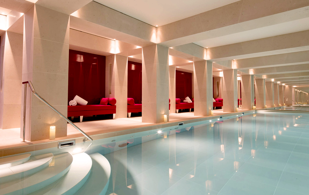 Spa La Réserve, un spa en Europe
