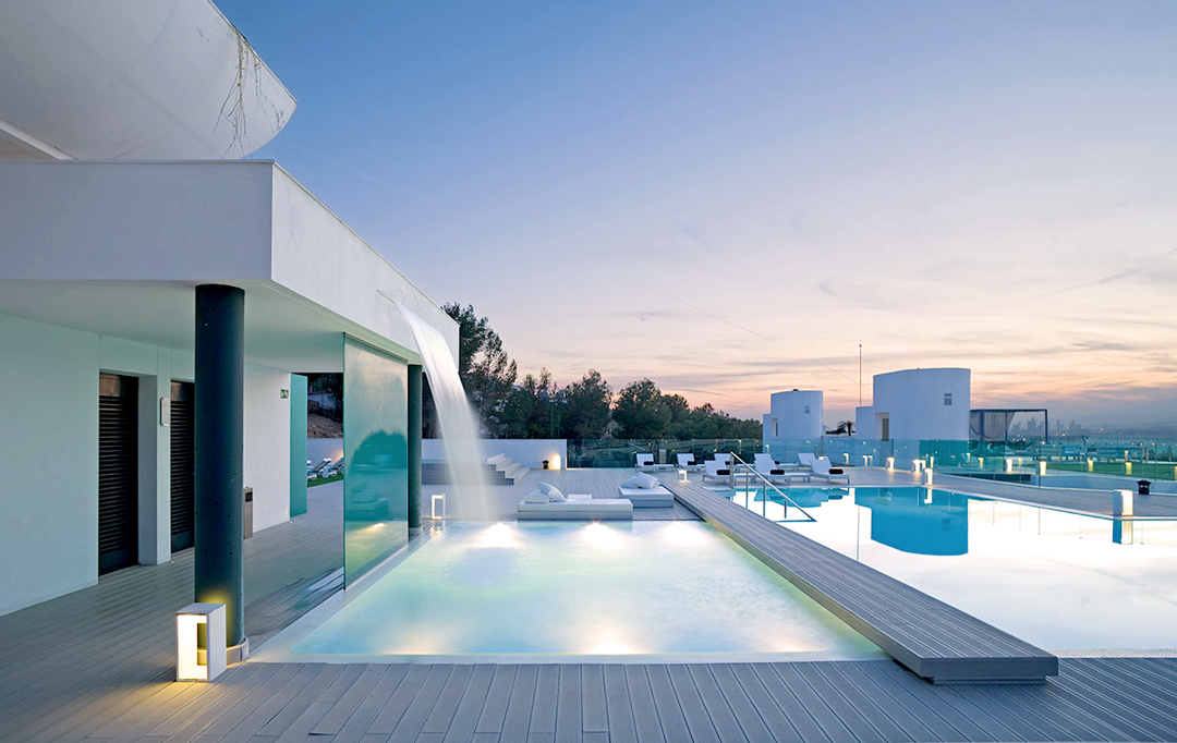La Clinique Sha Wellness, un spa en Europe