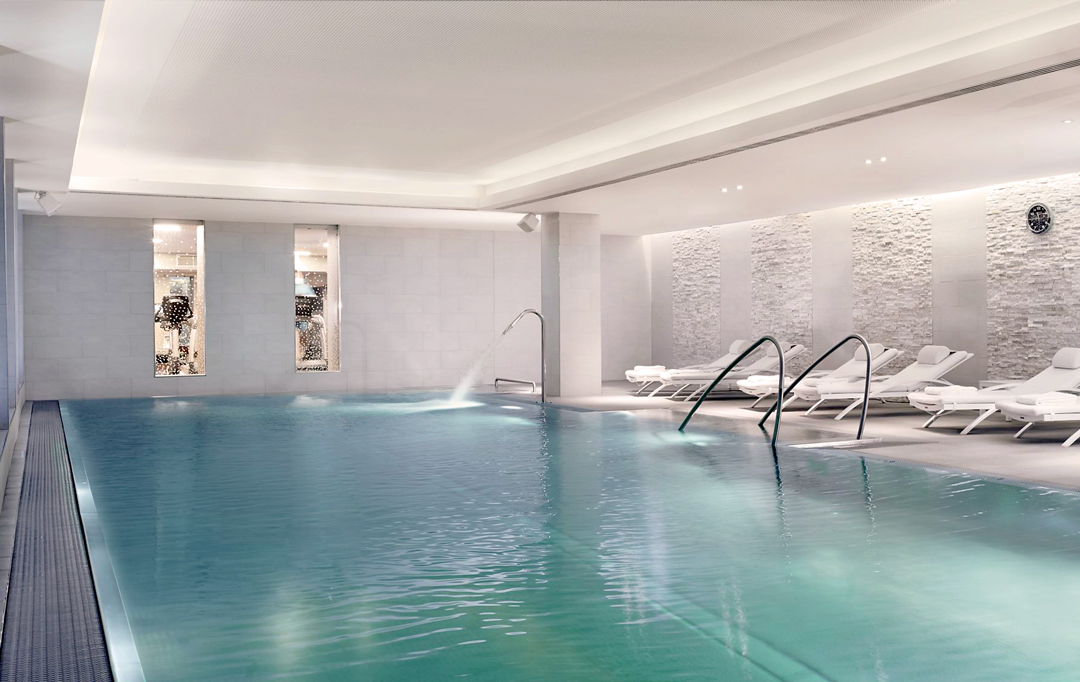 The Ritz-Carlton Vienna, un spa en Europe