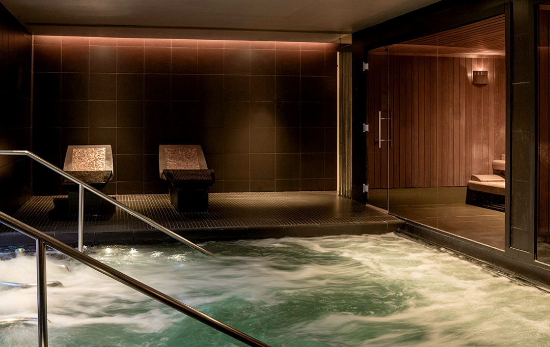 Gleneagles Hotel, un spa en Europe
