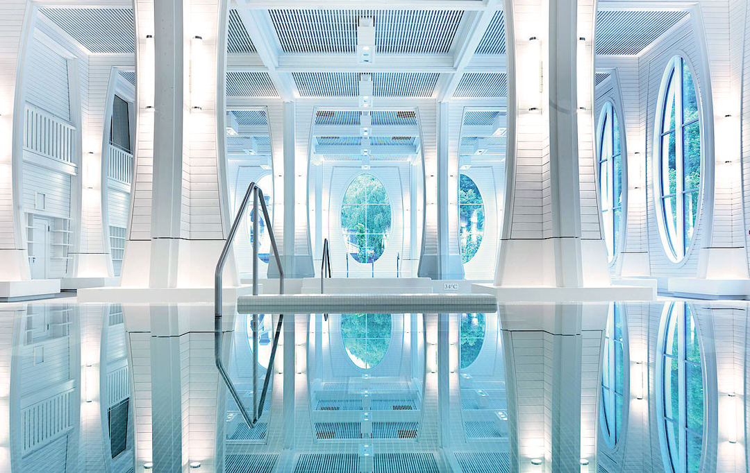 Grand Resort Bad Ragaz, un spa en Europe