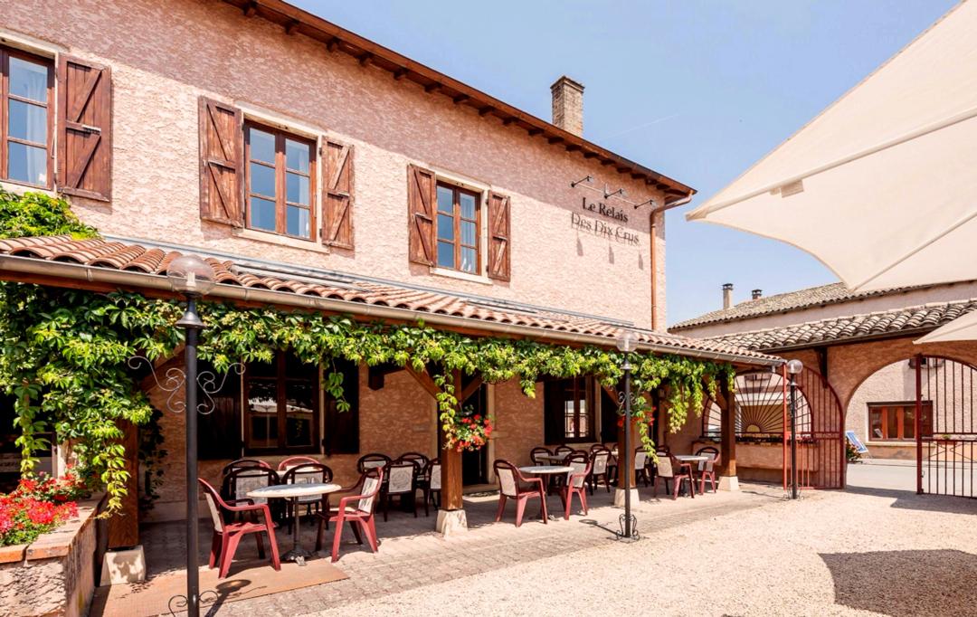 Le Relais des 10 crus, un bar à vin en France