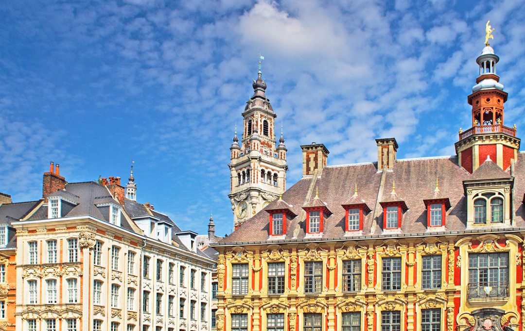 City guide 24h chrono lille dayuse experience for Lille capitale des flandres